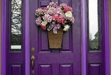 My Future sweet and lovely Home. Doors Main Entrance / Welcome. Καλώς ήρθατε.