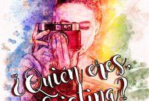 ¿QUIÉN ERES, CRISTINA ? / En este tablón encontrarás las imágenes que me ayudaron a moldear la historia de Cristina y Raúl. En mi corazón ya son inmortales. Espero que en el tuyo también...