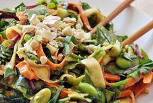 Raw Food / Raw Salads