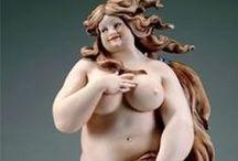 Sculpture - shape is important