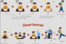 Classe et pédagogie inversées / Nouvelles pédagogies