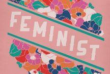 Girl power! / Feminism
