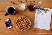 Gluten-free Breakfast Ideas!