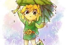 Geek List / Zelda