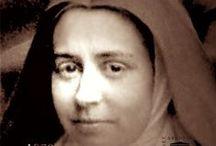 Marie Guérin Cousine et Novice de Ste Thérèse / Sr Marie de l'Eucharistie (1870-1905) Carmélite Monastère de Lisieux