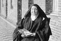 Céline Martin Sr. Geneviève / Soeur Geneviève de la Sainte Face (1869-1959) Carmélite au Monastère de Lisieux