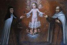 Les Docteurs de l'Eglise de la Famille du Carmel / THÉRÈSE DE JÉSUS/d'Avila (1515-1582)  – JEAN DE LA CROIX (1542-1591) – THÉRÈSE DE L'ENFANT JÉSUS ET DE LA SAINTE-FACE/de Lisieux (1873-1897).