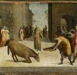 Saint Antoine de Padoue / Saint Anthony of Padua (1195-1231)