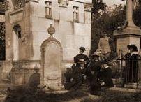 Cimetière de Lisieux Cemetery / Champs Rémouleux -  Enclos des Carmélites / Carmelite Plot & Famille Martin / Famille Guérin