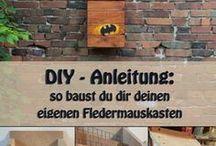 DIY / DIY - Do It Yourself Anleitungen wie du ganz einfach Sachen selber machen kannst
