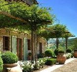 Case di campagna / Un sogno, poter vivere qui...