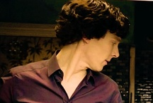 Benedict Cumberbatch / Once you've ruled out the impossible, whatever remains, however improbable must be true.