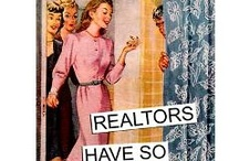 Real Estate Marketing / There are LOTS of regular marketers out there preaching to the real estate industry. Sadly, they know nothing about how real estate marketing works. We have worked with active agents for years and even have a real estate license ourselves! / by MandM Monsters