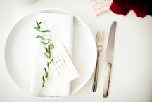 wedding styling ideas / by Michelle Randall