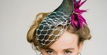 Ani Stafford-Townsend Millinery / British made couture millinery, high quality and ethically produced