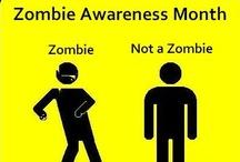 Walkers, zombies, biters