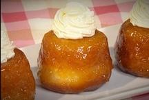 Alcoholic Sweeties. / Tiramisu, Trifle, Baba, Russian Cake.....