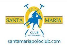 Santa María Polo Club (Sotogrande) / Santa María Polo Club de Sotogrande está considerado como uno de los clubes de polo más importantes de Europa, tanto por la calidad de sus instalaciones como por la categoría de sus competiciones deportivas.  http://www.santamariapoloclub.com/ #PoloSotogrande