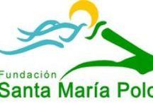 Fundación Santa María Polo / La Fundación Santa María Polo gestiona en la actualidad, entre otros proyectos, un Centro de Hipoterapia situado en las instalaciones hípicas de San Roque Club.