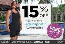 Plus Size Discounts / Only for a short time! / by JunoActive