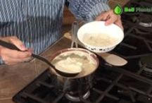 Chef Jason Davis Video Recipes! / A board for our video recipes from our corporate Chef, Jason Davis!