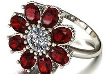 Custom made jewelry / Beautiful jewelry designed and hand-made by Mariusz Bialas, owner of Keswick Jewelers, Arlington Heights, IL