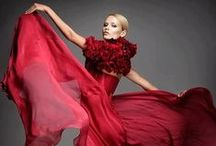 Wedding: red