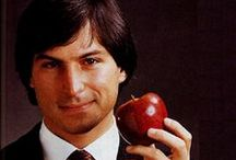 Steve Jobs  / You can't love him. You can't hate him.
