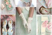 Wedding: mint