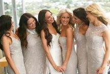 Wedding: silver/grey