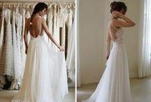 Dress: Someday When I Say, 'I Do'
