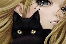 Immagini fantasy&manga