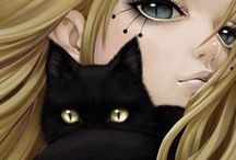 Immagini fantasy&anime
