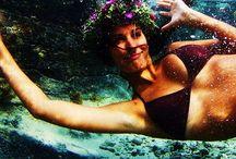 Tropical Girls / My inner mermaid