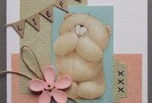 Meisjes kaarten