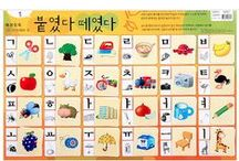 Korean Educational Toys / Trying to teach the Korean alphabet? Korean words? Hangul? Use these fun toys and tools to help your child have fun at home!