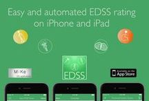 Easy EDSS score / Preview of our #EDSS score for #MS #multiplesclerosis AppStore link: http://apple.co/1E6VfKN