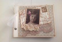 Dames kaarten gemaakt door Ella van Gils