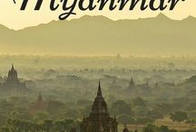 Myanmar Travel / Find the most amazing places for your trip to Myanmar