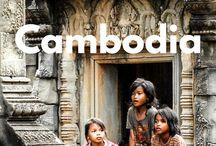 Cambodia Travel / Find ideas for your trip to Cambodia - Angkor Wat | Siem Riep | Phnom Penh | Mekong | Battambang | Kampong Thom | Banteay Chmar | Kep | Sihanoukville | Koh Rong