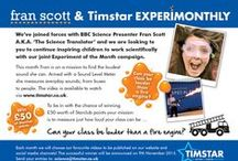 Timstar | Fran Scott 'The Science Translator' / Discover the Golden Rules of Teaching Science to Kids with Fran Scott and many more exciting demonstrations and experiments to keep your class engaged with Science!