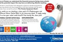 Timstar Equipment Bank / Helping to promote practical science in your school!
