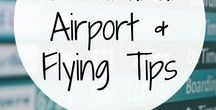 Flight Tips / Lot's of tips for a smart flight booking and a comfortable stay at the airport and on board of the plane.