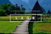 Laos Travel / Find ideas for your trip to Laos - Vientiane, Luang Prabang, Kuang Si Waterfalls, Champasak, Vang Vieng, Phonsavan, Plain of Jars, Thakhek, 4000 Islands