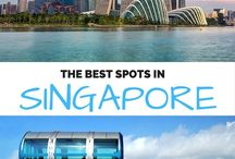 Singapore Travel / Visit and explore Singapore - here are the pins what to see and what to do.