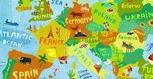Europa Reise / Von den europäischen Metropolen über traumhafte Landschaften, unermesslichen kulturellen Reichtum und kulinarischen Köstlichkeiten zu Bilderbuchstränden - in Europa gibt es viel zu entdecken!