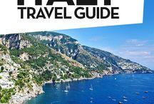 Italy Travel / Travel to Italy - South Tyrol, Dolomites, Tuscany, Riviera, Venice, Genoa, Milan, Florence, Rome, Sardinia, Naples, Capri, Sicily ...