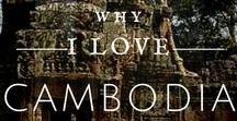 Cambodia / Travel to Cambodia! || Angkor Wat | Siem Riep | Phnom Penh | Mekong | Battambang | Kampong Thom | Banteay Chmar | Kep | Sihanoukville | Koh Rong