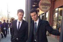 The Originals/ the Vampire Diaries
