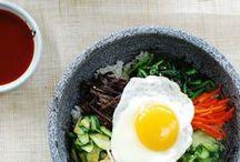 Eat Like The Locals / korean food - recipes